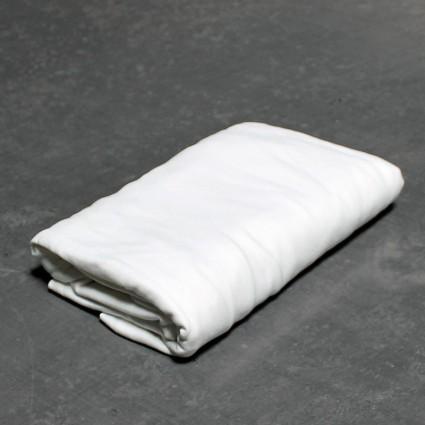 Linge de Lit Jersey Poly Coton uni