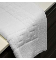 Tapis de bain blanc Doa 700gr
