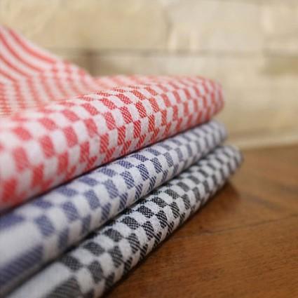 lot de 12 serviette de table mini coton dimensions 65 65 cm. Black Bedroom Furniture Sets. Home Design Ideas