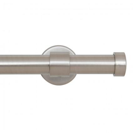 Tringle ronde et accessoires korum pour finition oeillet