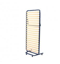 lit vertical d'appoint sans matelas