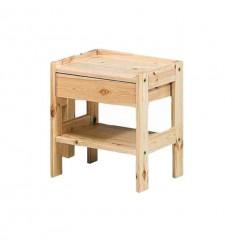 table de chevet IBIS en bois massif